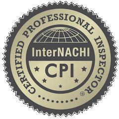 CPI internachi home inspector
