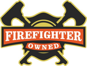 Fire Fighter Owned Logo